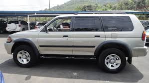mitsubishi montero sport 1997 2000 mitsubishi montero photos specs news radka car s blog