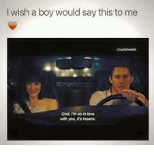 So In Love Meme - i wish a boy would say this to me coupletweets god im so in love