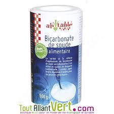 bicarbonate de soude en cuisine bicarbonate de soude alimentaire 500g achat vente écologique
