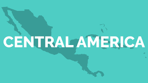 Middle America Map Central America Map For Powerpoint U0026 Keynote Presentation Shop