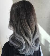 dark hair with grey streaks grey streaks in dark brown hair archives enciclopedia us