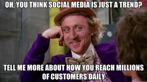 Memes Social Media - social media myths discover digital