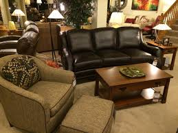 Ottoman Brothers This Beautiful Leather Sofa Comes From Carolina Custom Leather And