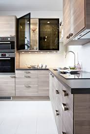 porte ikea cuisine modern wood kitchen kitchens condos and house