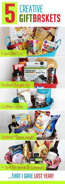 creative gift baskets 9 creative diy gift basket ideas women wellness beauty tips and