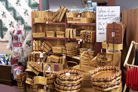 country baskets weaver view farms amish country store the finger lakes travel maven