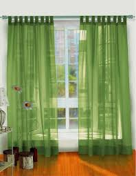 greenliving rugs u0026 curtains 2 transparent green living room curtain panels