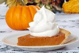 traditional thanksgiving dessert recipes