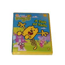 wow wow wubbzy tale tails dvd 2008 ebay