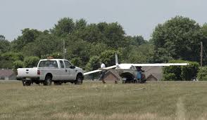 Arkansas How To Travel Light images Photo plane slides off runway at arkansas town 39 s airport JPG