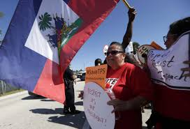 Flag Congress Editorial Congress Must Help Haitians Being Forced Out Of U S By