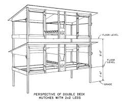 Home Made Rabbit Hutches 50 Diy Rabbit Hutch Plans To Get You Started Keeping Rabbits