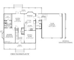 2 story open floor plans floor 1 and 1 2 story floor plans