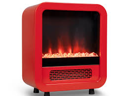 portable electric fireplace
