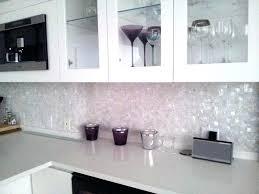 white glass subway tile kitchen backsplash white glass backsplash kitchen dsellman site