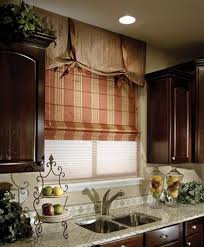 Roman Shades Over Wood Blinds Roman Shades Cape Coral Fl Payless Verticals U0026 Blinds 239