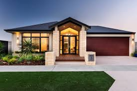 wa home designs unique narrow lot homes plans perth adorable wa