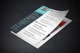 resume indesign template free indesign template free resume template for indesign vita cv on behance