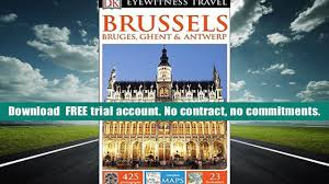 free download dk eyewitness travel guide brussels bruges