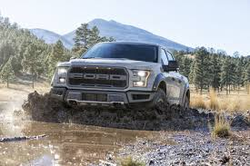 Ford Raptor Grey - 2017 ford f 150 raptor is ready to take the road less traveled