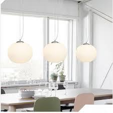 Glass Kitchen Light Fixtures Modern Pendant Light Globe Hanging L Kitchen Light Living