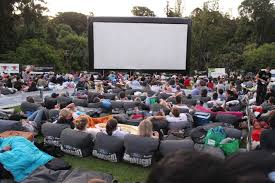 Outdoor Cinema Botanical Gardens Bean Bag Only A Few Weeks Or So Left To Claim Your Free