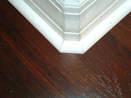 how to install t molding for laminate flooring after installing the quarter round it will need
