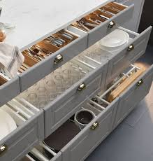Kitchen Drawers Instead Of Cabinets Why You Should Choose Drawers Over Cabinets In Your Kitchen