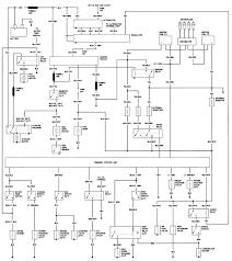 mazda glc wiring diagram mazda wiring diagrams instruction