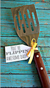 fathersday gifts spatula s day gift idea crafty morning