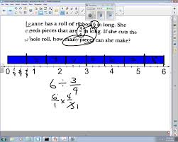 grade 8 word problem fraction examples youtube