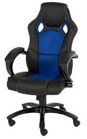 siege de bureau fauteuil de bureau design blanc noir drift