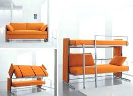Convertible Sofa Bunk Bed Bunk Bed With Desk And Ianwalksamerica