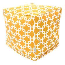Home Goods Ottoman by 5 Best Yellow Ottoman U2013 Enjoy Nature U0027s Elements Tool Box