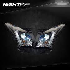 cadillac ats headlights nighteye cadillac ats headlights 2014 2015 ats led headlight