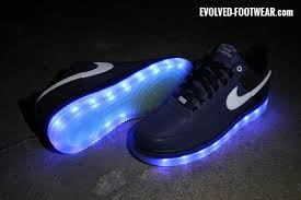 led lights shoes nike nike led light up shoes minimalistgranny com