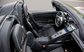 silver porsche spyder porsche 918 spyder first drive motor trend