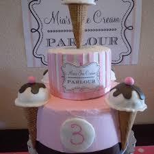 ice cream cone shaped cake sweets photos blog