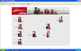linde fork lift truck 2014 parts manual