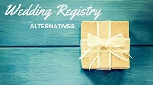 diy wedding registry wedding registry alternatives a day at the