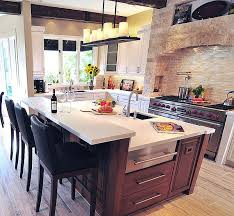 kitchen designs with island charming white granite applied for countertops of kitchen island
