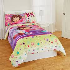 Dora Beds Dora The Explorer Brilliant Star 72 By 86 Inch Comforter Twin