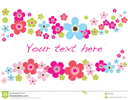 spring flower spring flower card royalty free stock images image 8652589