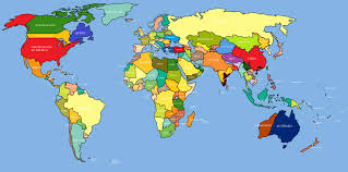 Iceland On World Map by Show Me A World Map Roundtripticket Me