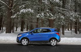 opel winter 2015 buick encore snow adventure and winter advisory checklist
