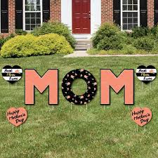 best mom ever yard sign outdoor lawn decorations mother u0027s day