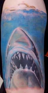 films film jaws tattoo image galleries films film jaws tattoo