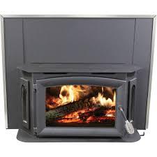 ashley hearth products wood burning insert u2014 79 000 btu model