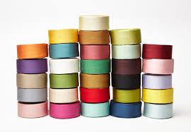 silk ribbon 1 25 inch silk ribbon may arts wholesale ribbon