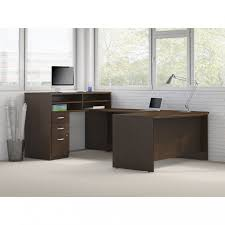 Standing Desk With Drawers by Series C Elite 60x36 Bow Front U Station With Standing Desk